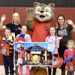 Montgomery Village PS Student Wins OSBRC Great Wolf Lodge Prize Draw!