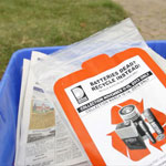 Ontario's Curbside Battery Recycling Program Recycles 20,000 Kilograms in Three Weeks!