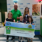 OSBRC Makes Donation to SickKids Foundation!