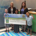 OSBRC Raises Funds for SickKids Foundation!