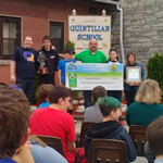 Quintilian School Wins Provincial Recycling Challenge!