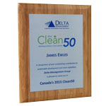 RMC President Recognized as Sustainability Leader for Battery Recycling at Clean50 Summit