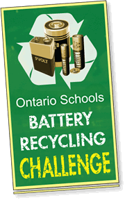 Ontario's School Battery Recycling Challenge
